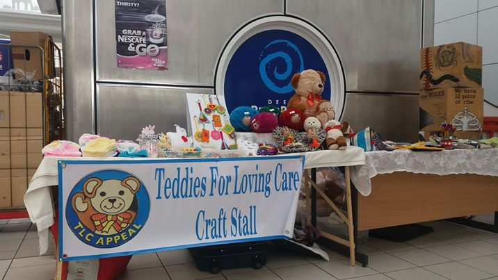 TLC Stall at the RVH!