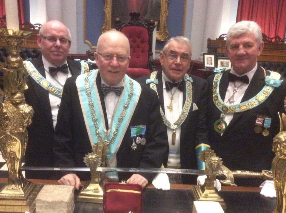 Lodge XIX Installation