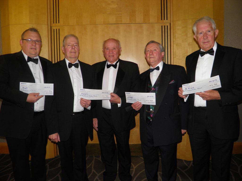Celebrating 100 years of the Masonic Orphan's Welfare Committee