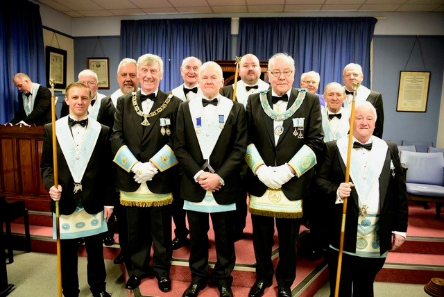 Lodge 96, Stalwart – Installation of Officers 2018