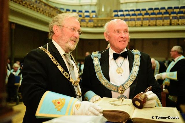 150th Anniversary Meeting of the Provincial Grand Lodge of Antrim